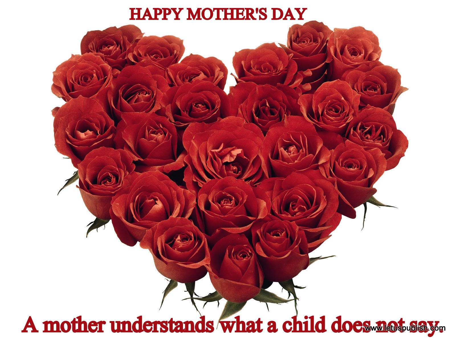 Happy mother's day special wallpaper