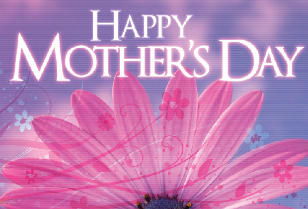 I wanted to wish all the mothers out there a really Happy Mother's Day!