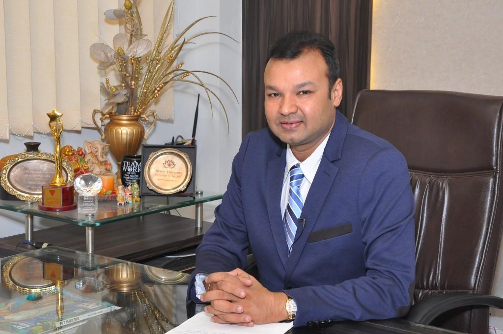 INSD Founder SUNJEY AGGARWAL