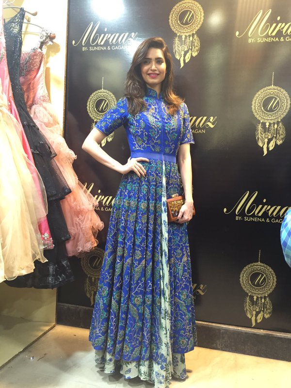 Karishma Tanna at Miraaz Launch Karol Bagh