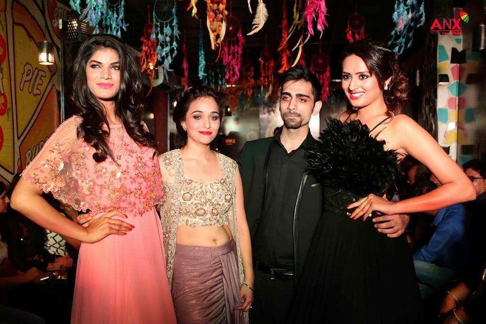 Miraaz Launch Karol Bagh Pics