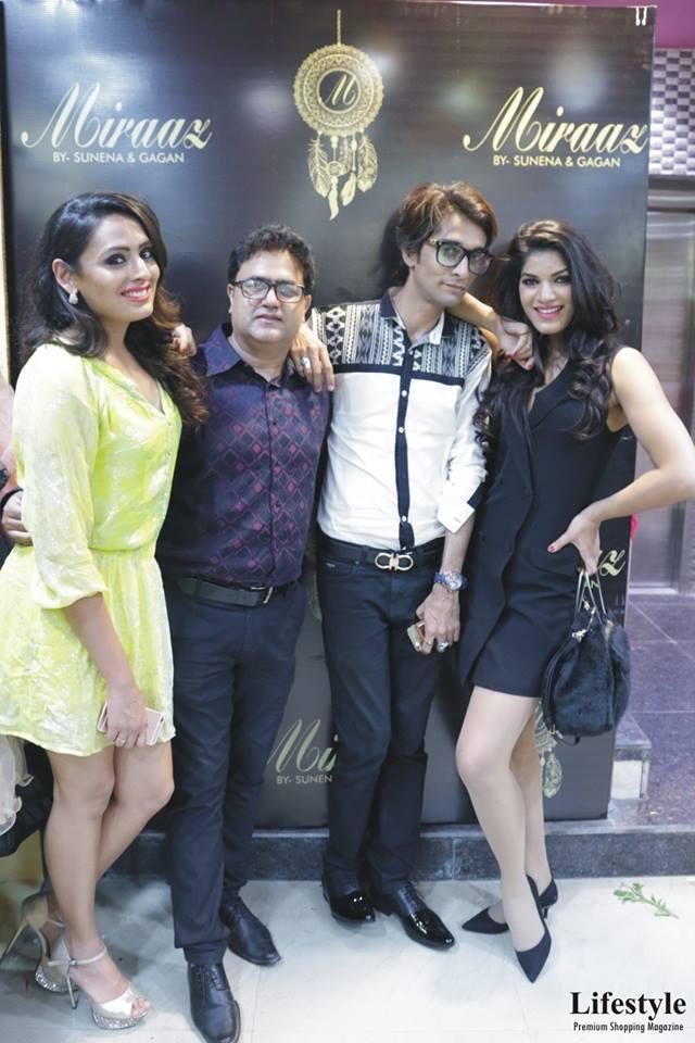 Miraaz Launch Karol Bagh Pic1