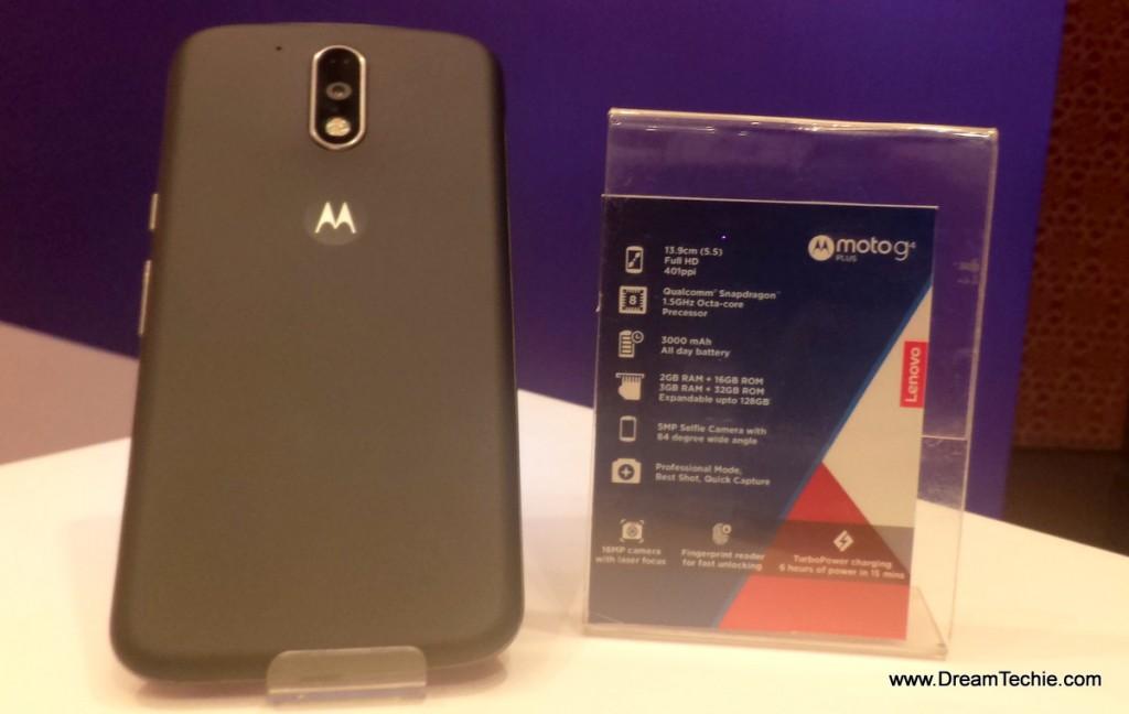 Moto G 4 Plus