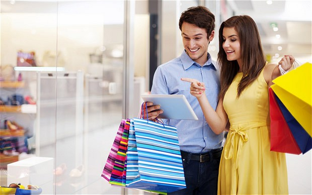 Say No to Window shopping and save mmoney