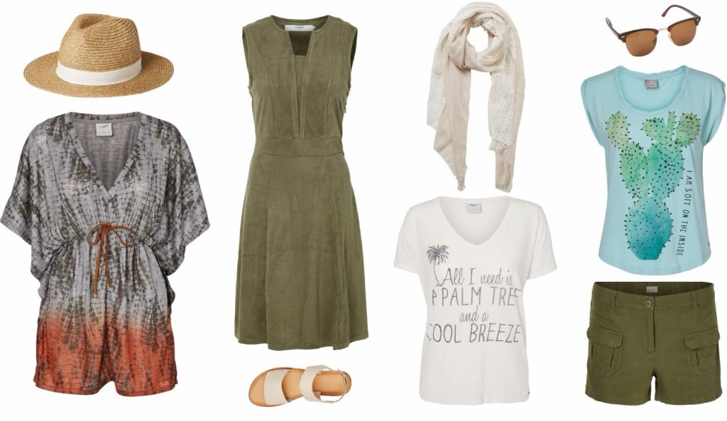 Shop VERO MODA New Deep Desert Collection this Summer