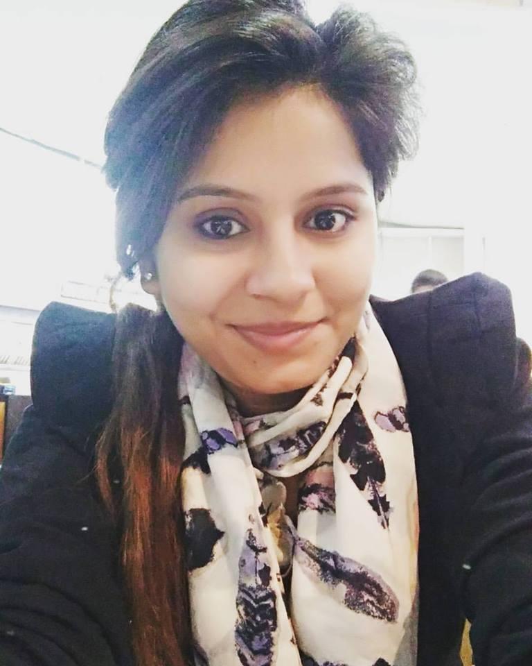 It's me Yogita Aggarwal a Delhi based Fashion and Lifestyle Blogger