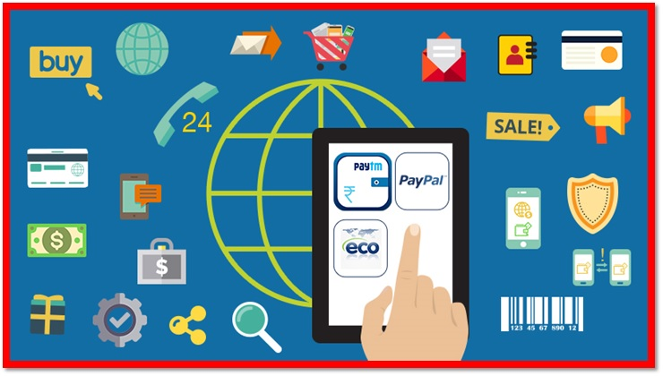 pay from online wallets