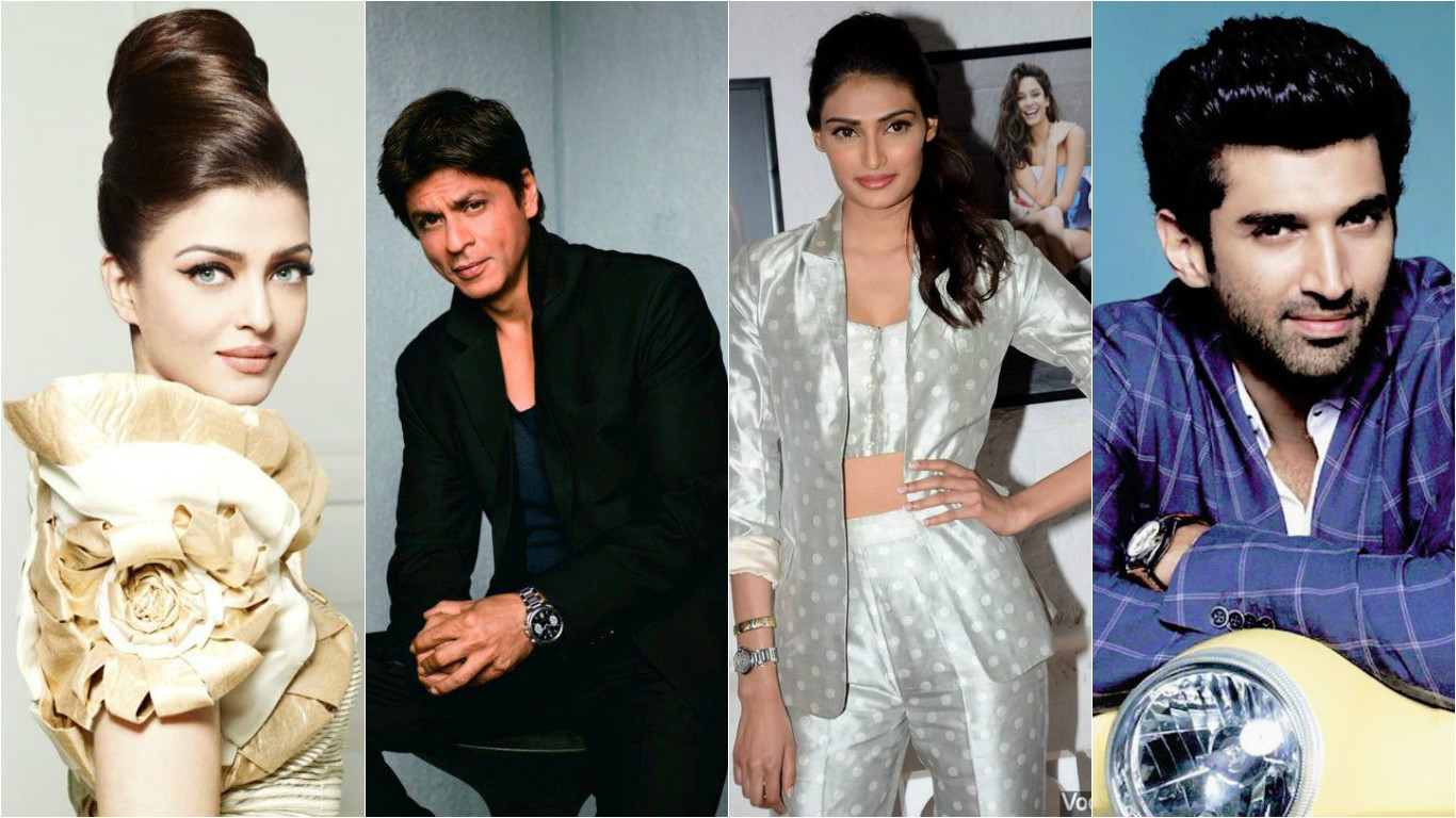Scorpio Bollywood actors and actresses
