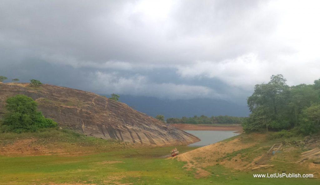 Amazing View near to Malampuzha Dam, Kerala Travel Pics
