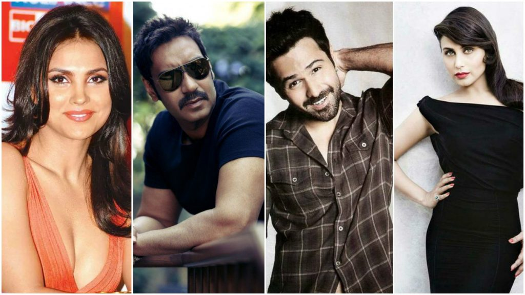 Bollywood stars of Aries Zodiac