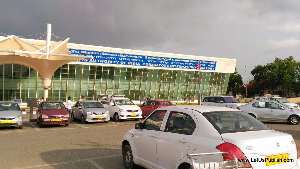Coimbatore Airport Travel Diaries Yogita