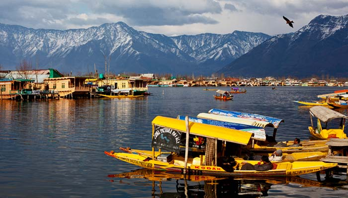 Dal Lake Kashmir Travel Place