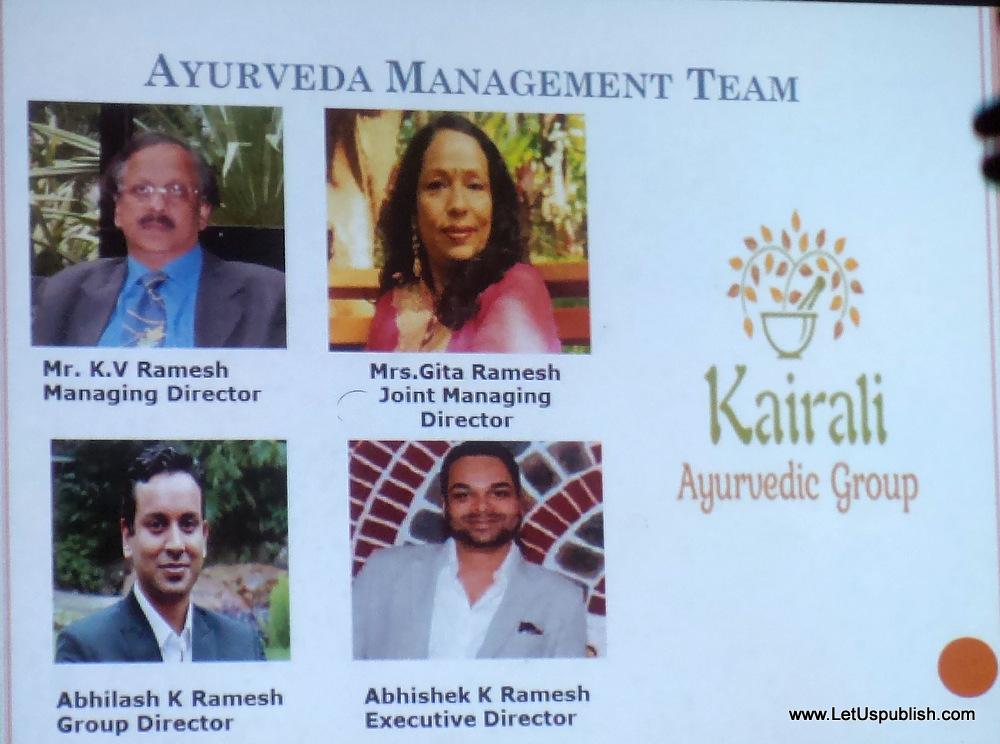 Kairali Owners