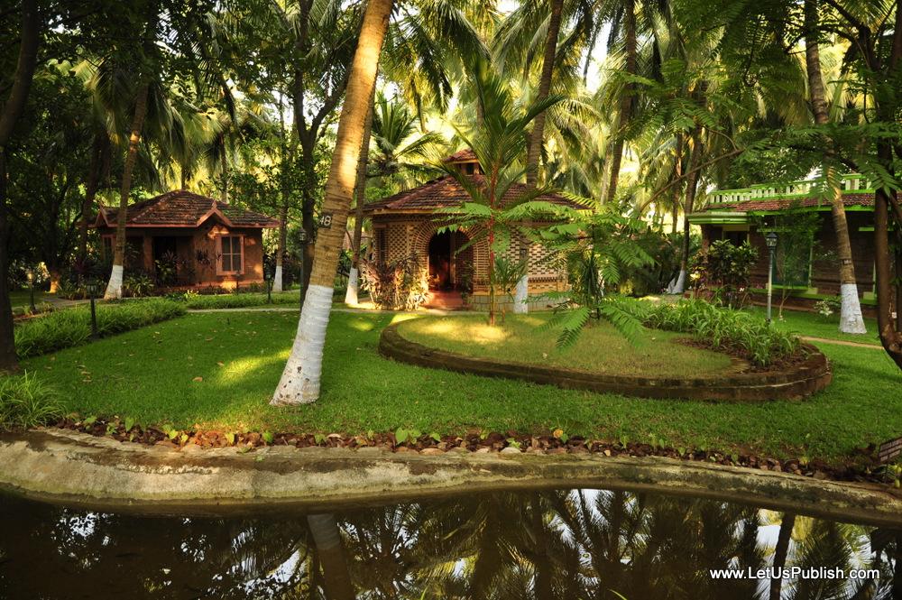 Kairali Health Resort Pics Kerala