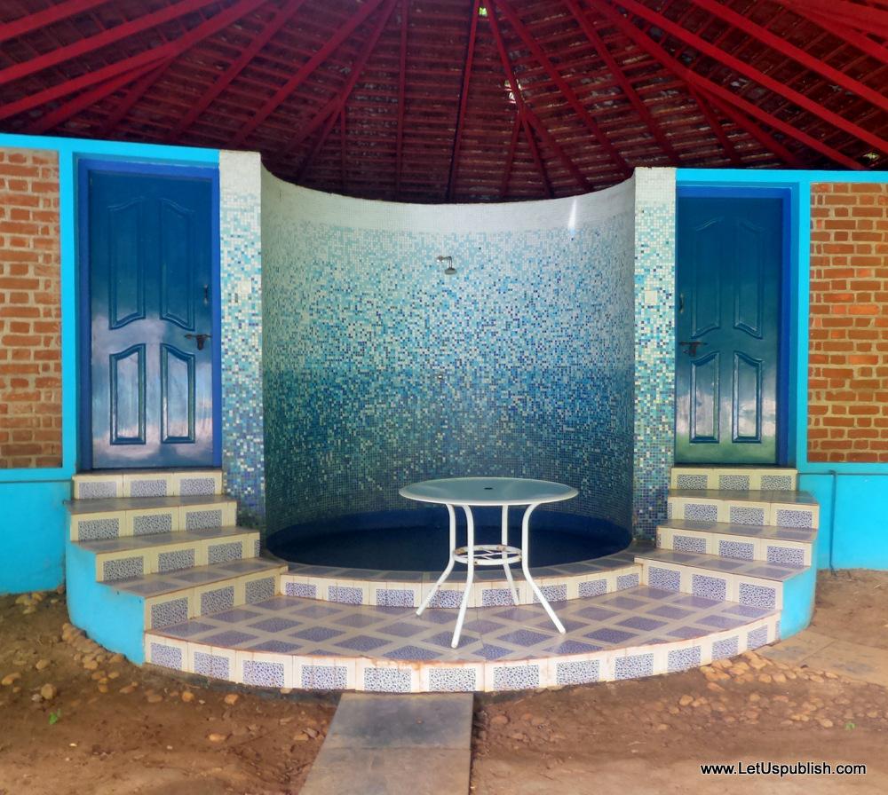 Kairali Pool Side Shower