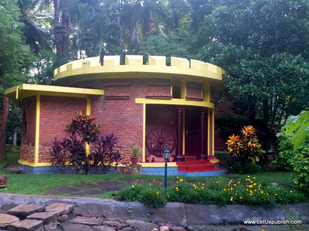 Kairali Resorts Villa Kerala