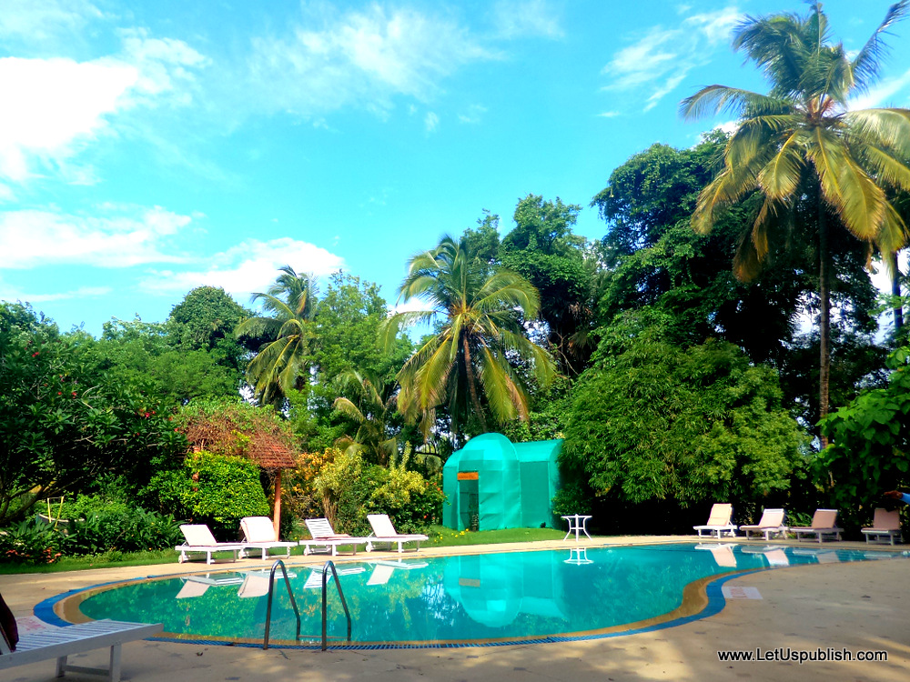 Kairali Swimming Pool