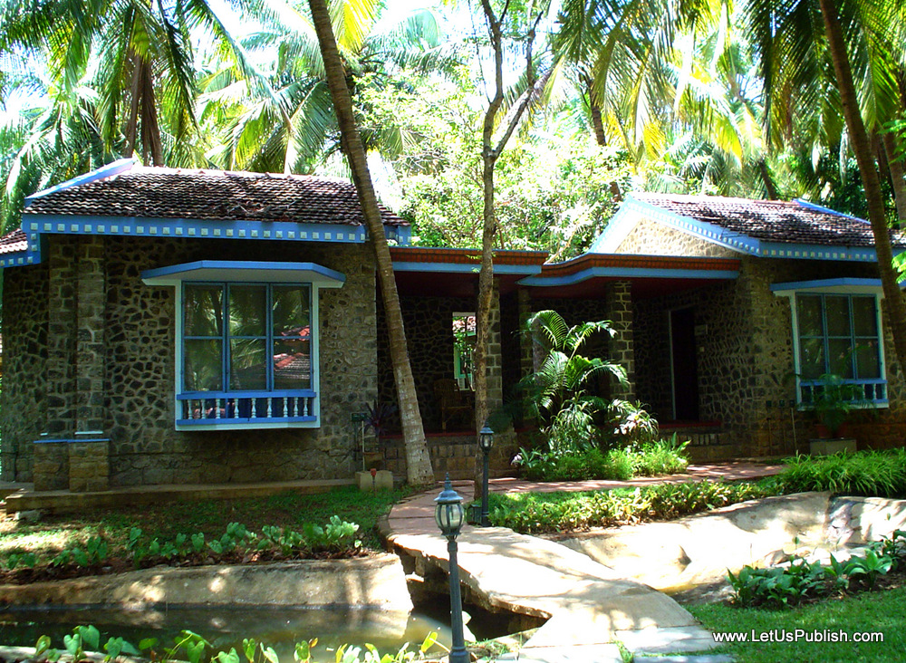 Kairali Villa Where I stayed