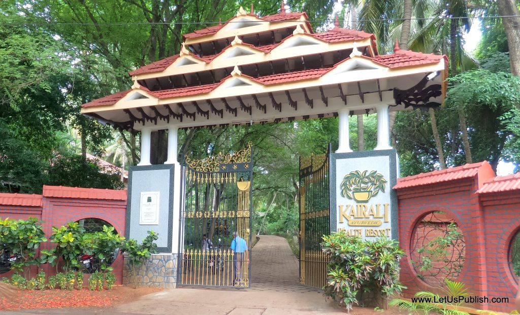 Kairali healing village, Kerala