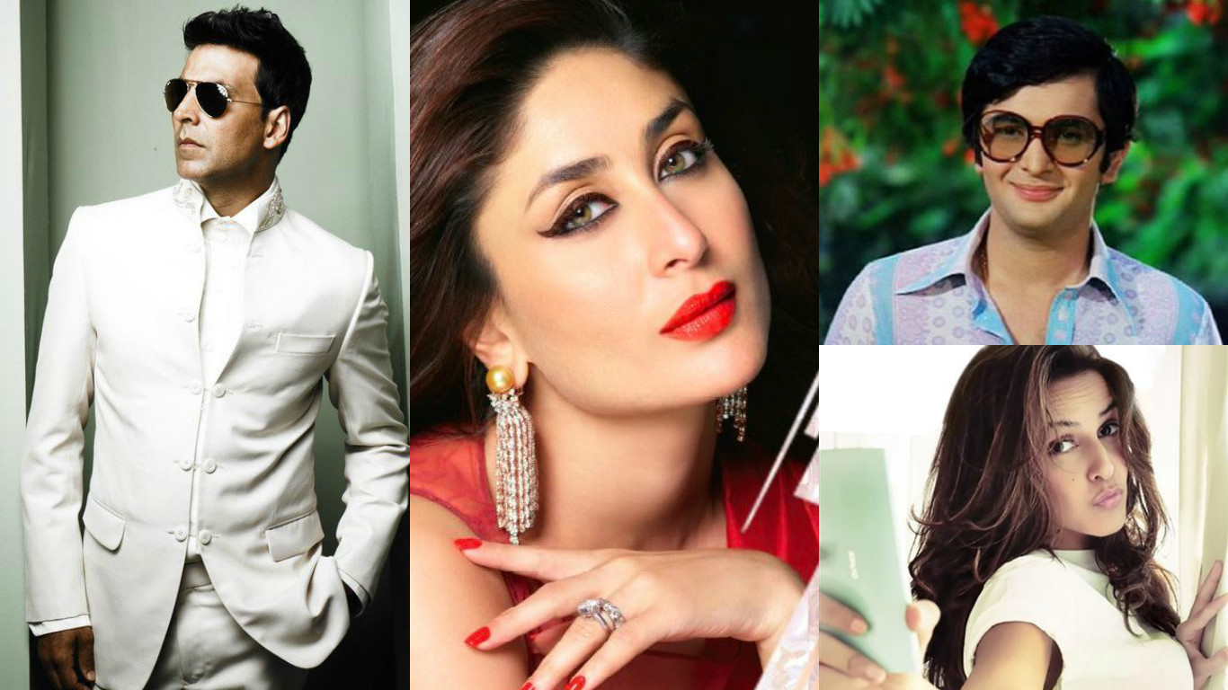 Bollywood actors of Virgo Zodiac