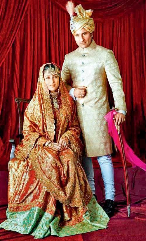 Real life couple of B town- Saif and Kareena