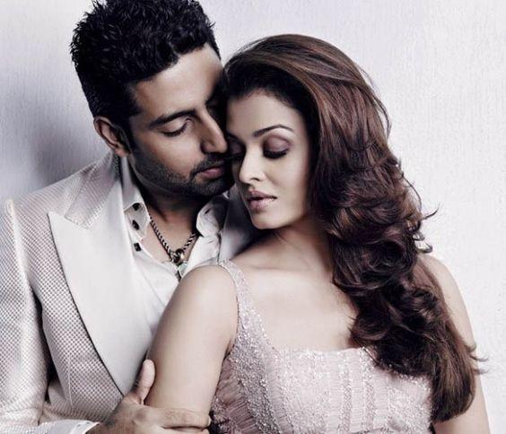 Real life couple of Bollywood Abhishek and Aishwarya