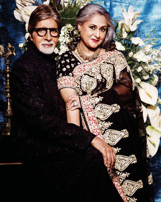 Real life couple of Bollywood Amitabh and Jaya