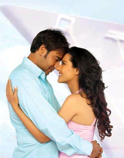 Real life couple of Bollywood- Kajol and Ajay Devgn