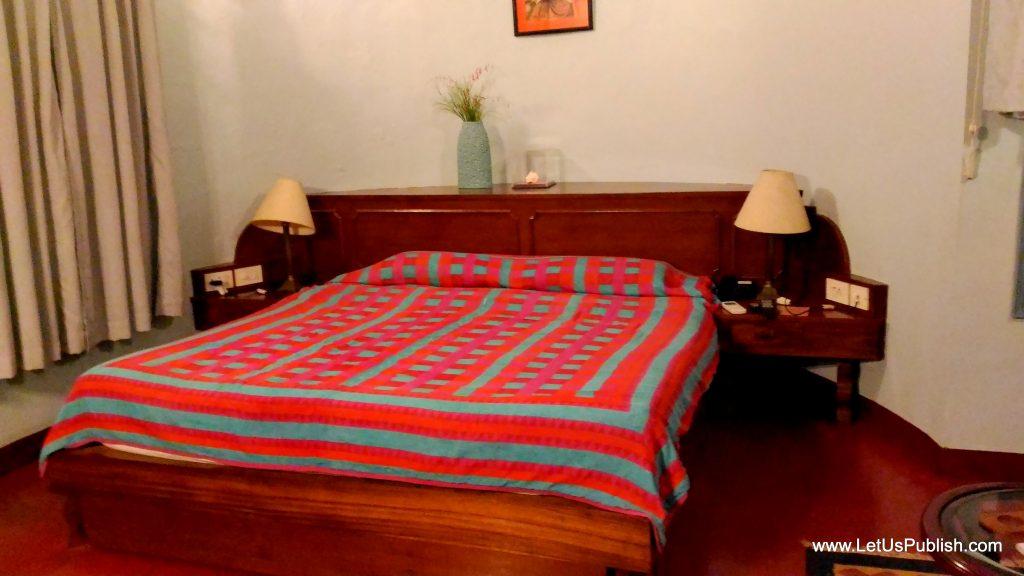 Room View Kairali Resorts, Kerala