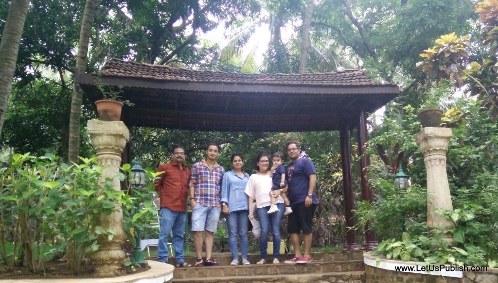 The Groupie at Kairali
