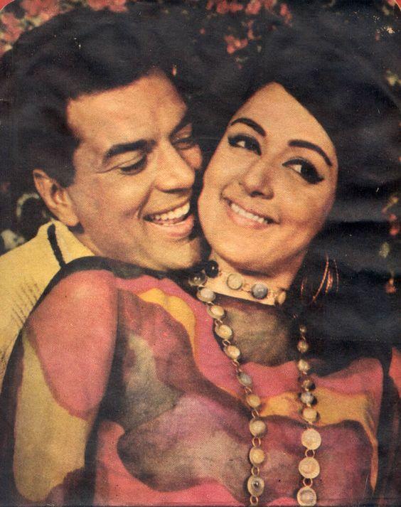 Real life couple of Bollywood- Hema Malini and Dharmendra