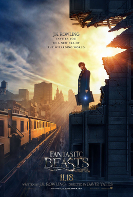 Fantastic Beasts and where to find them in Cinemas from Nov 18