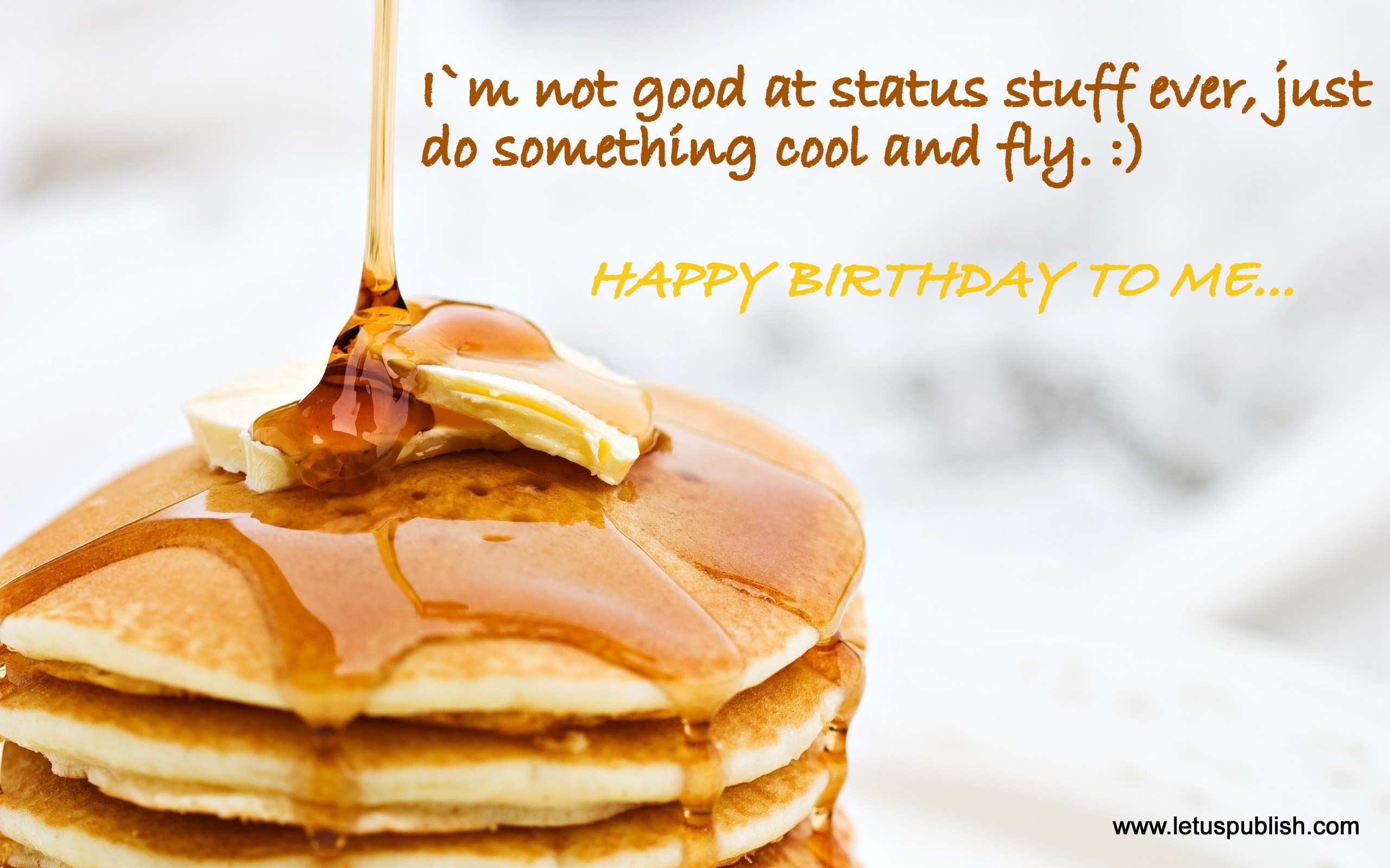 Happy birthday to me memorable quotes