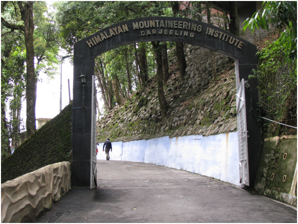 Himalayan Mountaineering Institute, Darjeeling by shankar s.