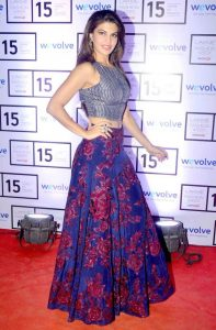 How to style crop top with lehenga