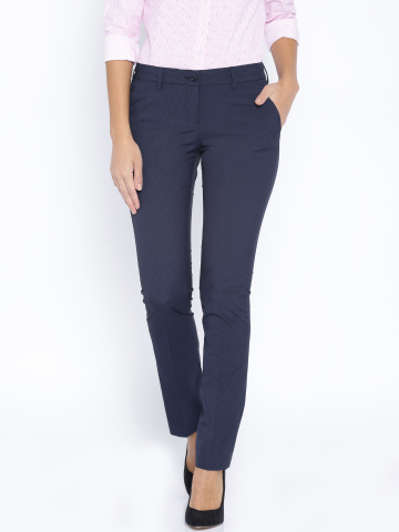 Look lady-like in formal trousers - Fashion Essentials from Arrow To Nail Your Look