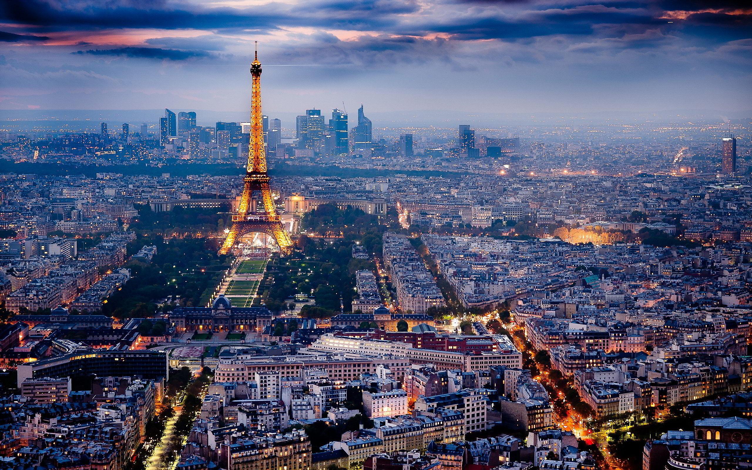 Paris is a must visit