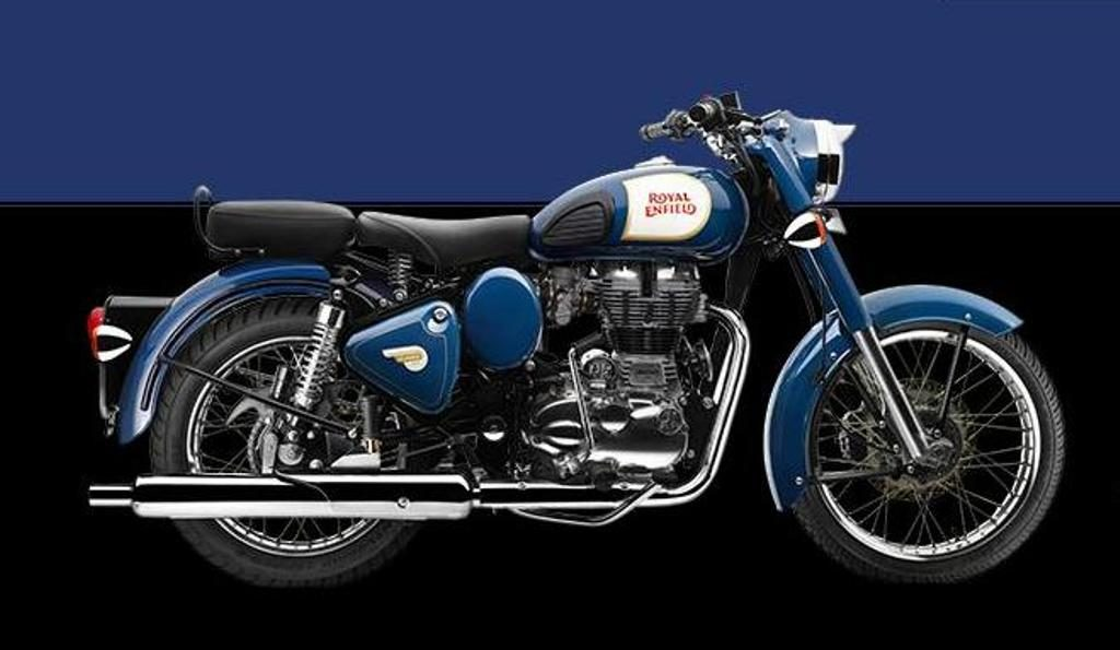 Royal Enfield Classic 350 - Best Bikes Below Rs 1.5 Lakhs