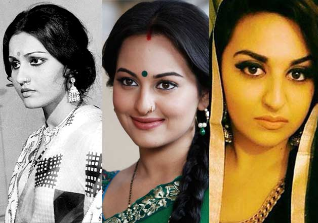 Sonakshi Sinha and her lookalike