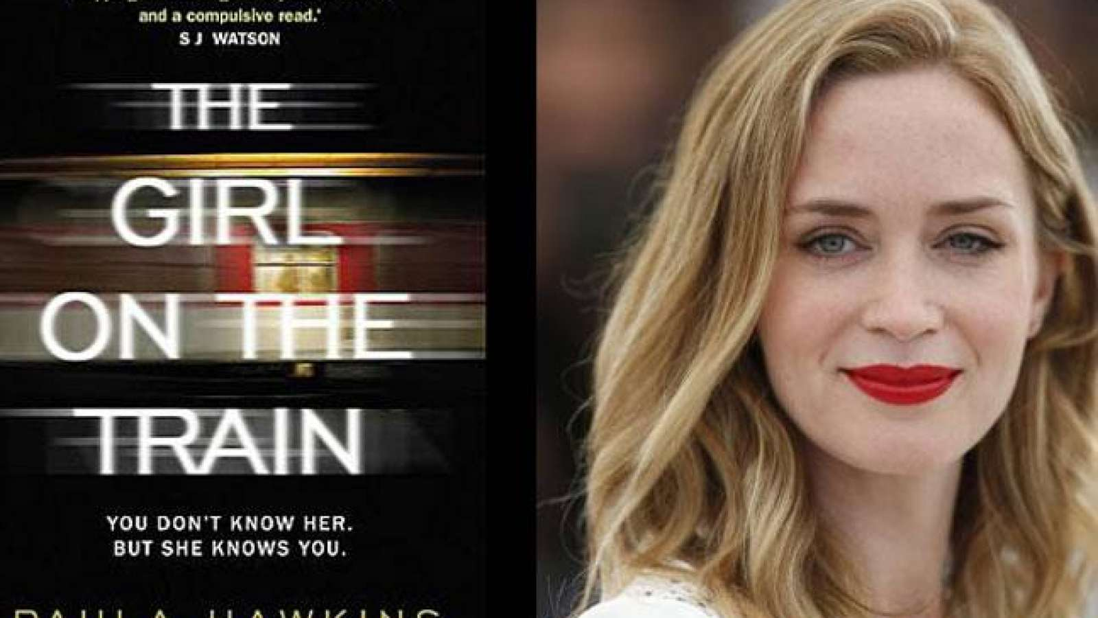 The Girl on the Train upcoming movie