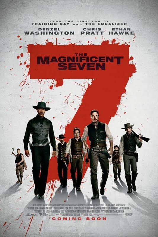 The Magnificent Seven in Cinemas from 23rd SEP