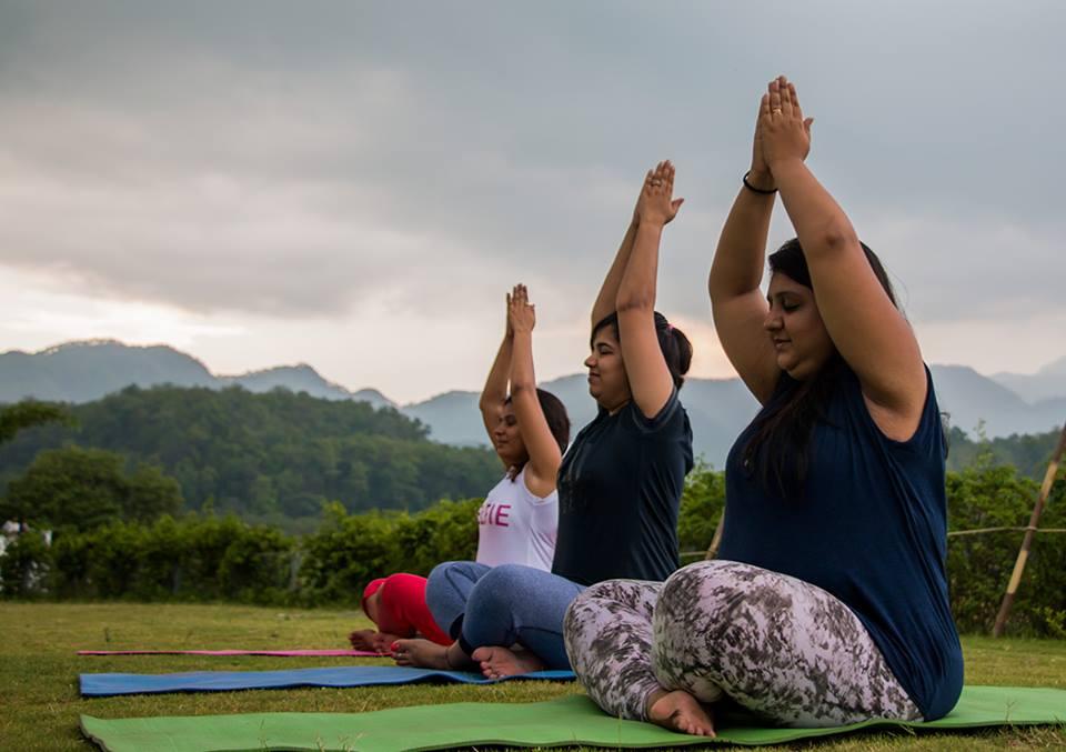 Yoga In Namah