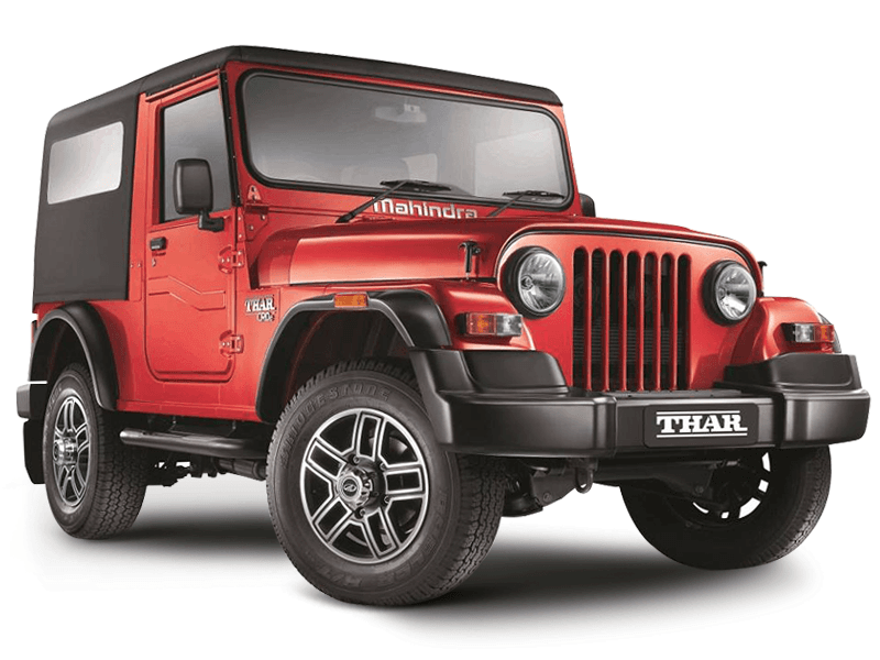 Mahindra Thar - Best SUVs under Rs 12 lakh
