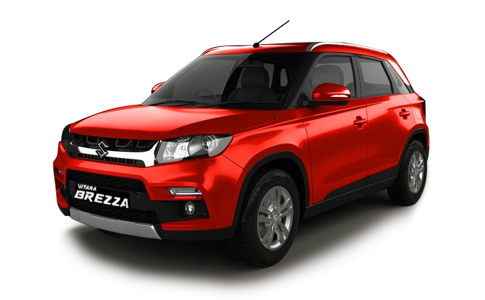 Vitara Brezza - Best SUVs under Rs 12 lakh