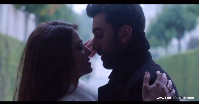 Aishwarya and Ranbir Romance in Ae Dil hai mushkil
