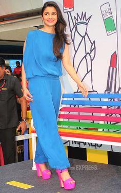 Alia Bhatt in jumpsuit fashion