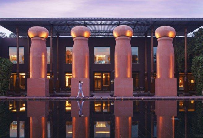 Dusit Devarana - Top 7 Luxury Hotels near Delhi Airport