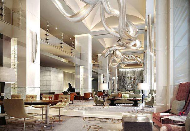 JW Marriott Hotel New Delhi Aerocity - Top 7 Luxury Hotels near Delhi Airport