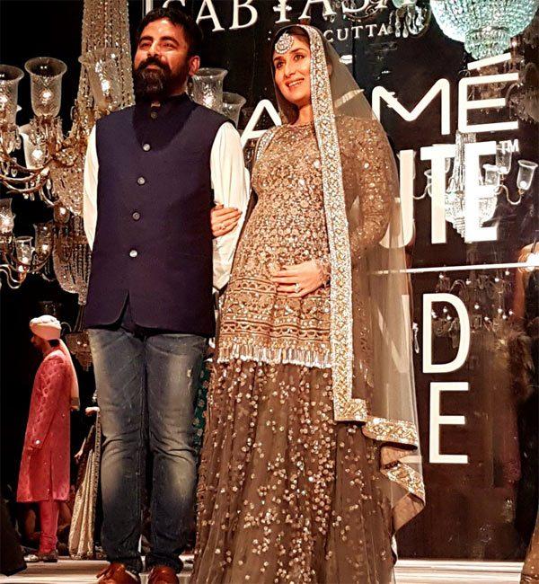 Kareena Kapoor for Sabyachi in Lakme Fashion Week 2016