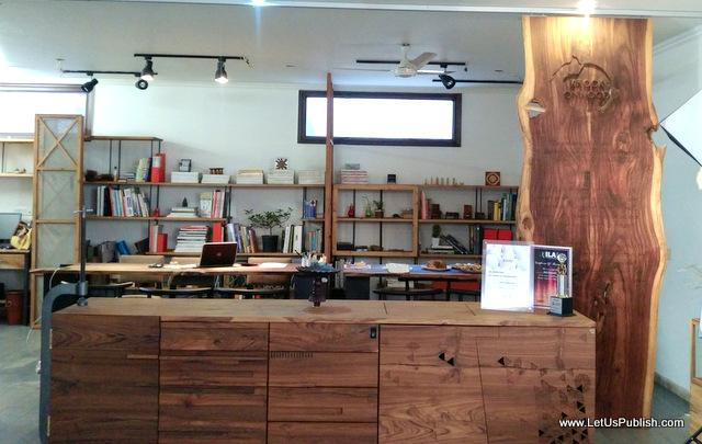 Knock On Wood Delhi Studio